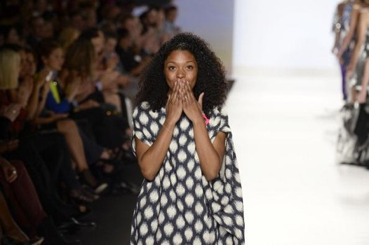 Project Runway - Runway - Mercedes-Benz Fashion Week Spring 2014