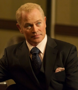 JUSTIFIED: Episode 7: The Man Behind The Curtain (Airs February 28, 10:00 pm e/p). Pictured: Neal McDonough. CR: Prashant Gupta / FX.